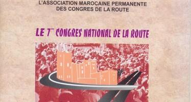 Le 7ème Congrès National de la Route