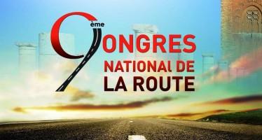 Le 9ème Congrès National de la Route
