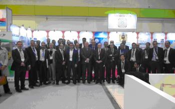 La participation de l'AMPCR au XXVe Congrès Mondial de la Route 2015 à Séoul